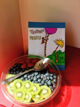 Truffula Fruit Salad
