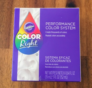 Food Coloring kit