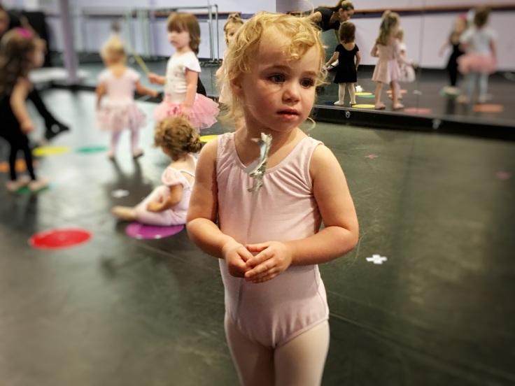 Kat at Dance