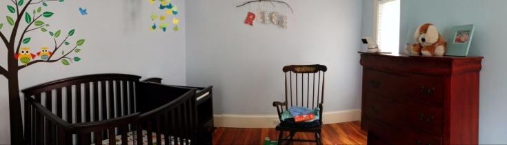 Reece's nursery