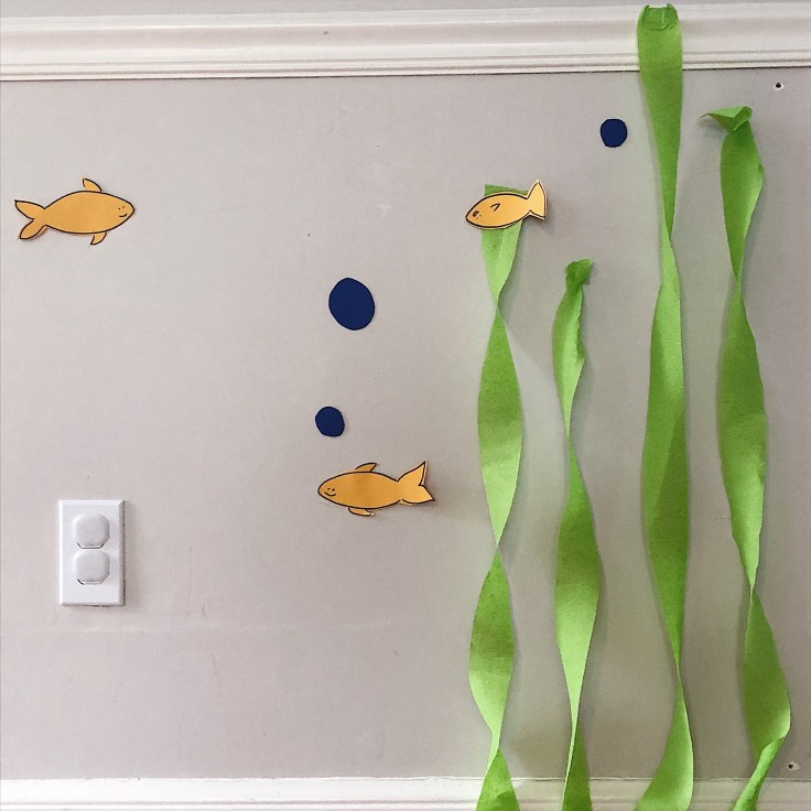 octonauts decorations