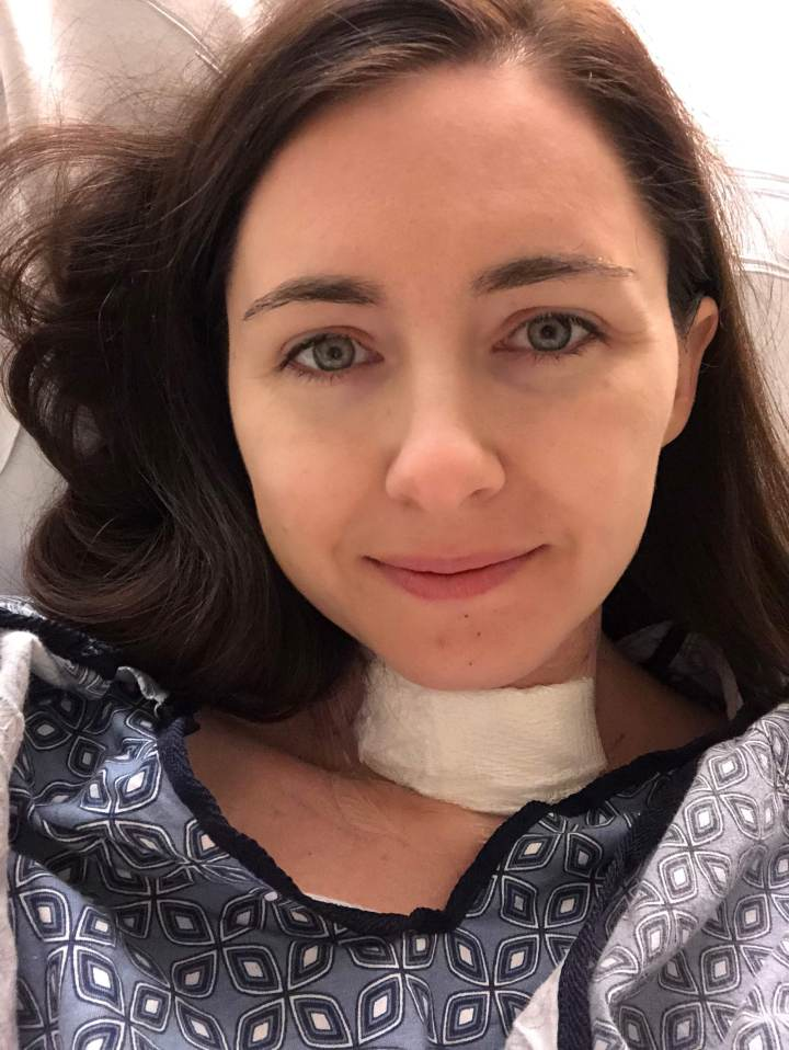 4 Week Post Total Thyroidectomy Update