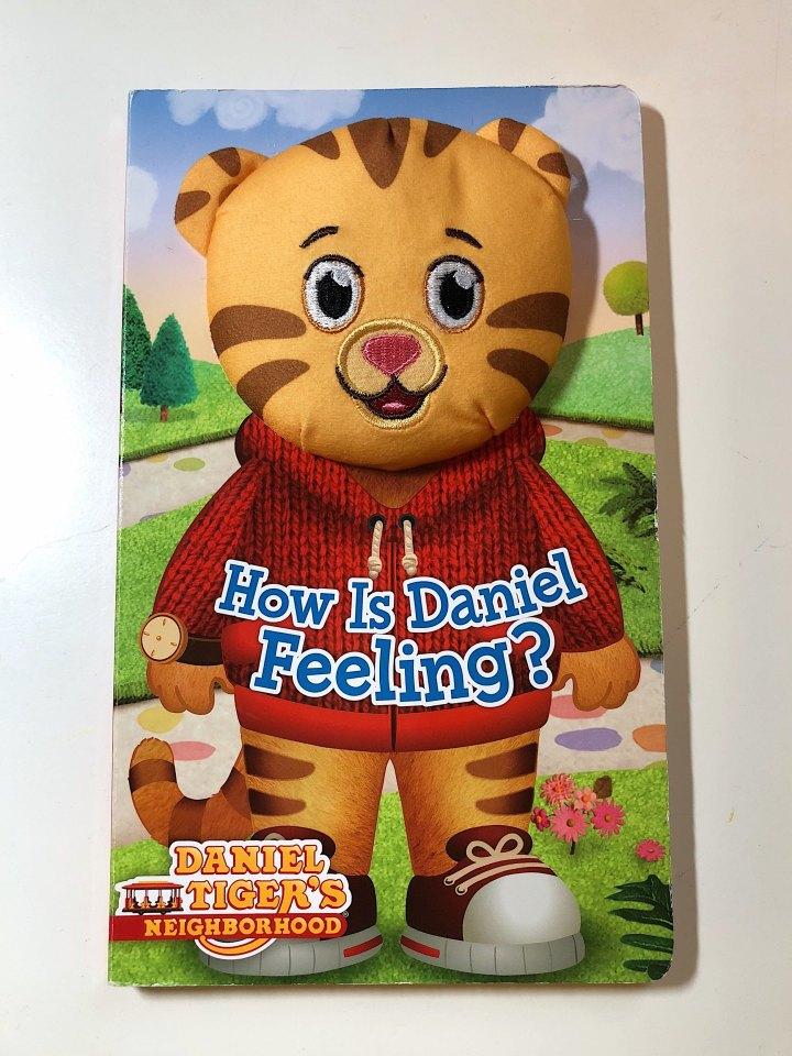 How Is Daniel Feeling? - book