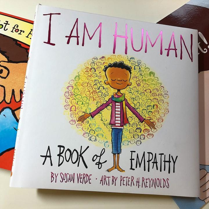 I Am Human - book of emotions