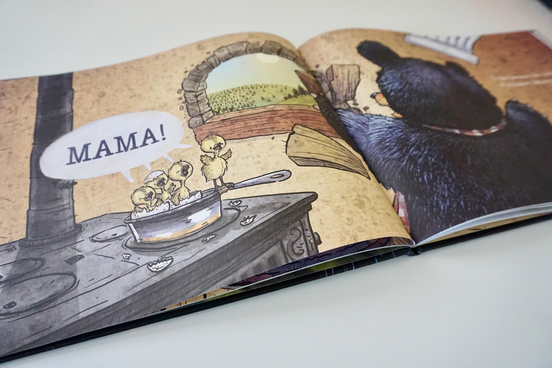 Bruce the Bear book