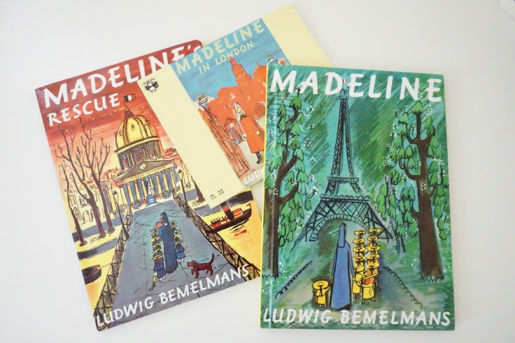 Madeline picture books