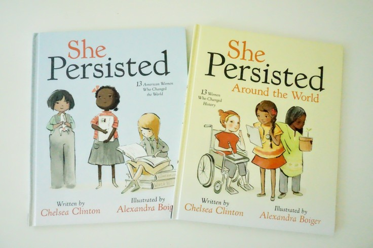 She Persisted picture book