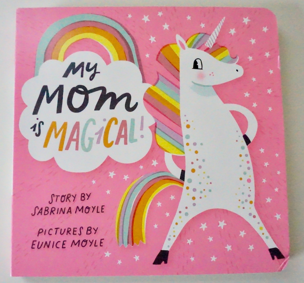 My Mom is Magical - book