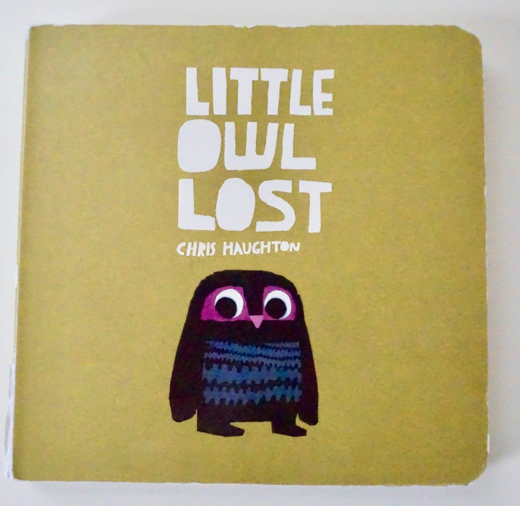 Little Owl Lost - book