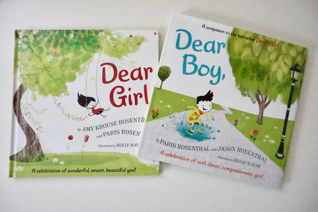 Dear Boy and Dear Girl book