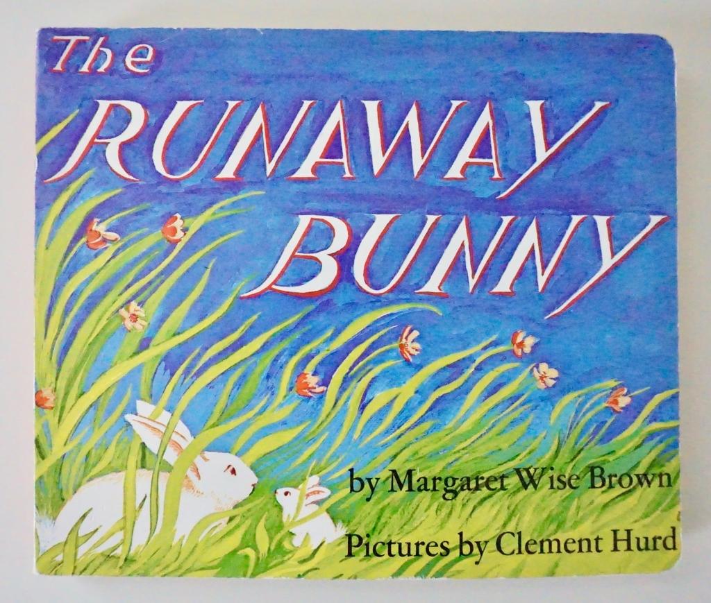 Runaway Bunny - book