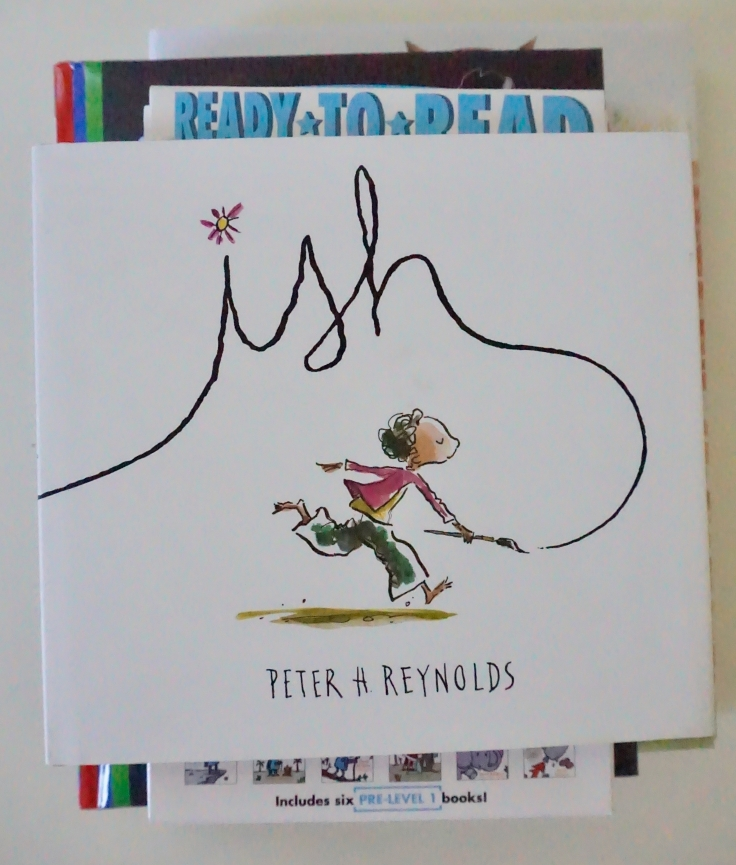 Ish, by Peter H Reynolds